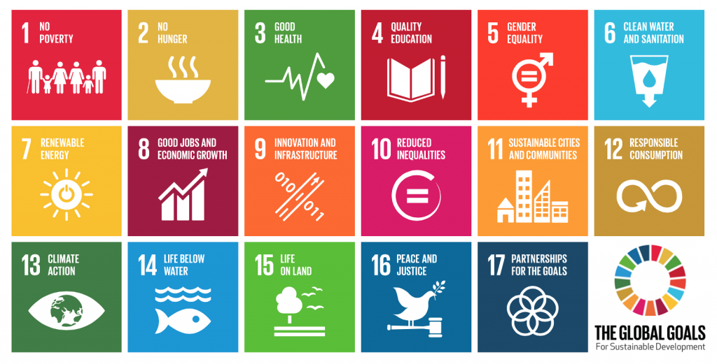UN sustainable development goals grants